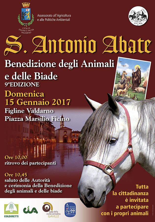 Benedizione degli animali e delle biade - 15 Gennaio 2017